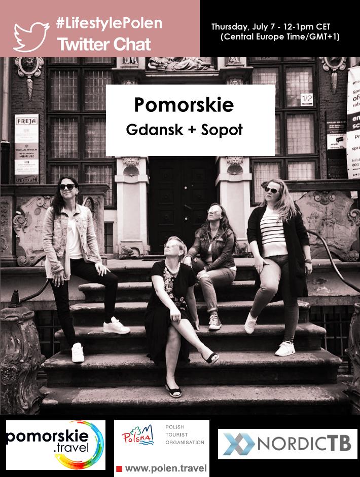 LifestylePolen - Pomorskie Twitter Chat