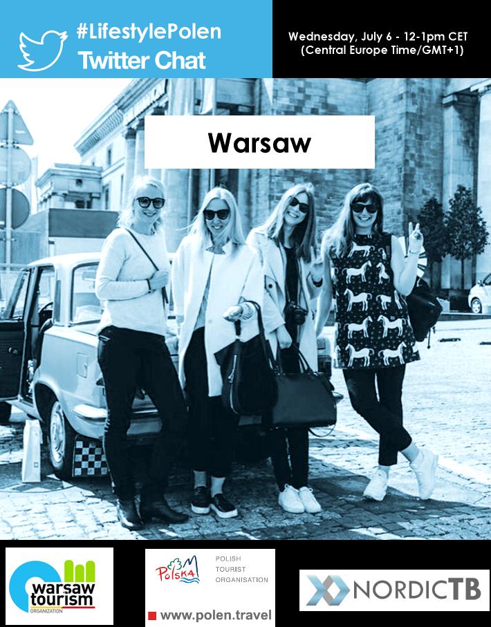 LifestylePolen - Warsaw Twitter Chat