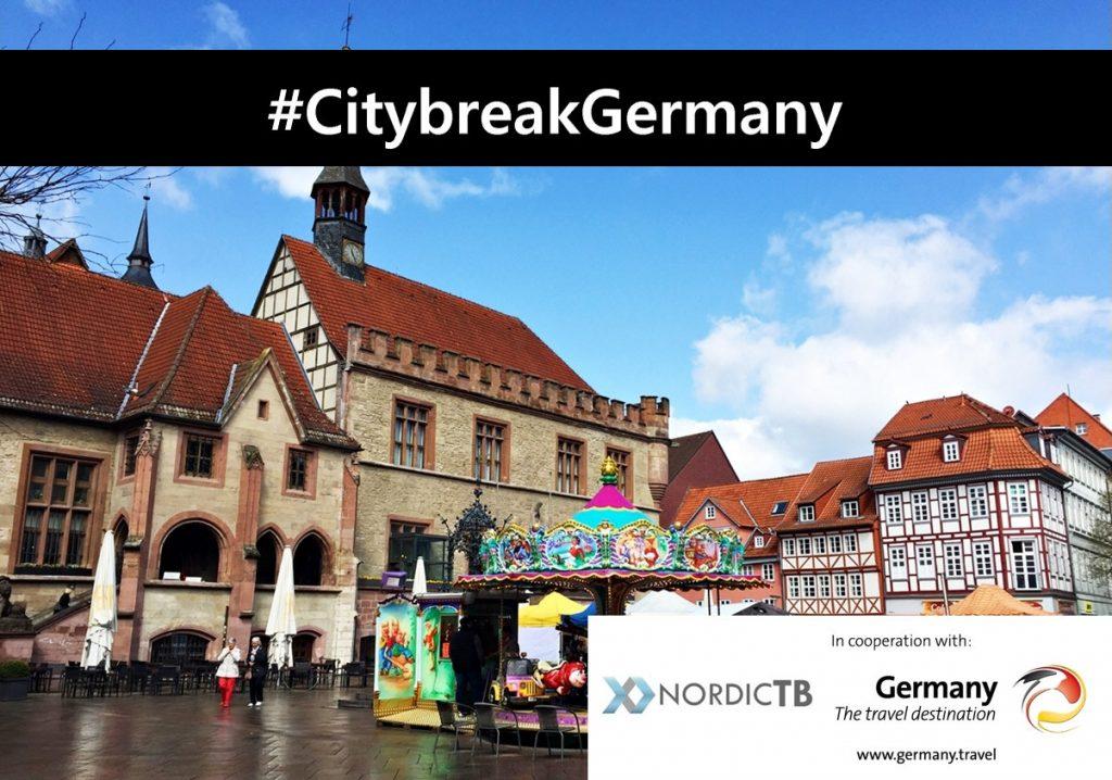 #CitybreakGermany